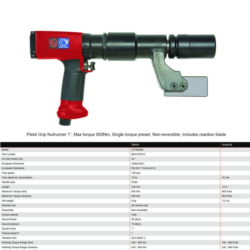 Cordless Impact Wrench Kit - Endurequip Hoist Accessories