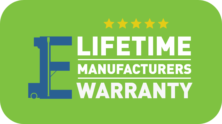 Lifetime Manufacturers Warranty